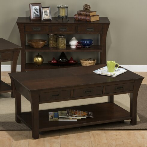 Artisan Coffee Table