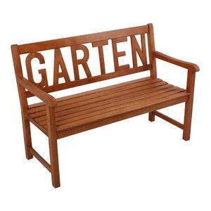 Gartenbank Indio aus Holz von Garten Living