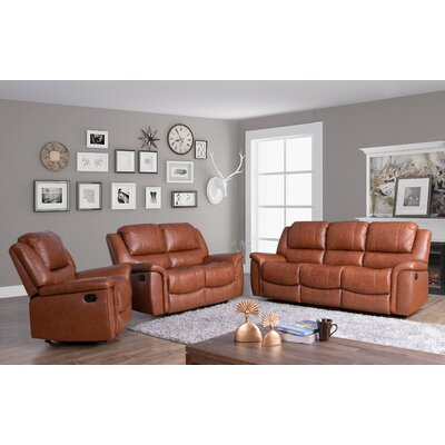 appealing traditional leather living room set | Leather Traditional Leather Living Room Sets You'll Love ...