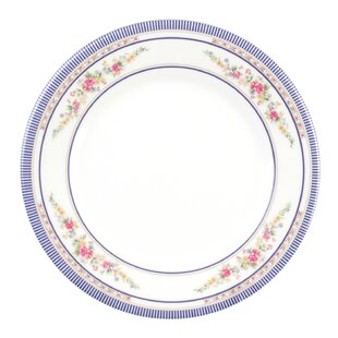 Rina Melamine 15.5\  Charger Plate (Set of 12)  sc 1 st  Wayfair & Navy Blue Charger Plates | Wayfair
