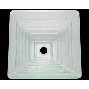 Modern Glass Bathroom Sinks   AllModern