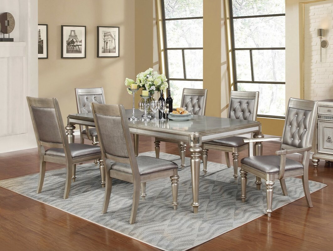 Victoria 7 Piece Dining Set