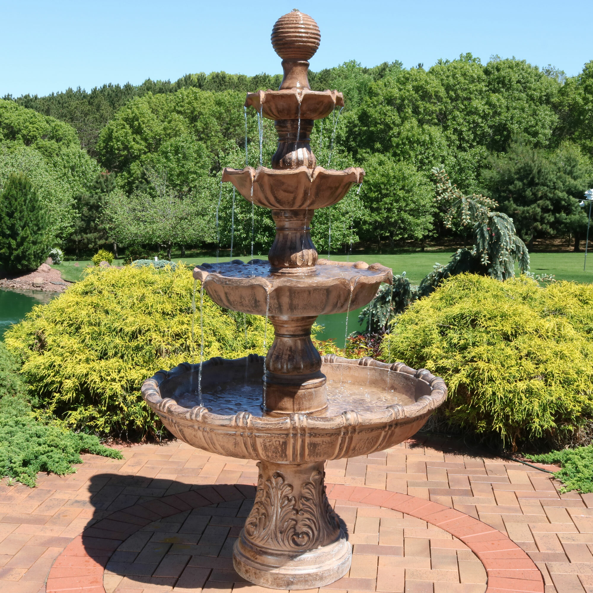 the fountain fountains decoration gallery garden welham dubai sale outdoor for home centrepeice in