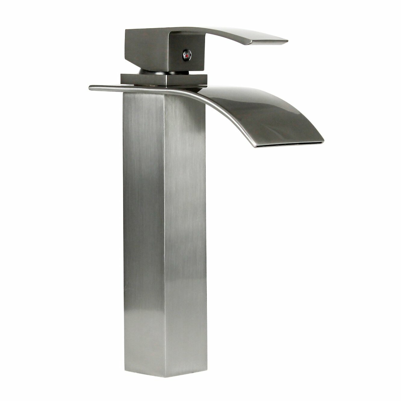 Dyconn Faucet Wye Modern Bathroom Vessel Sink Bathroom Faucet & Reviews