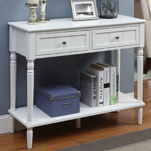 Callery 2 Drawer Console Table