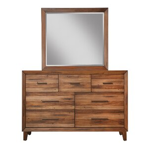 Blake 7 Drawer Dresser by Mistana