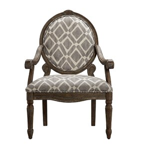 Micaela Armchair by World Menagerie