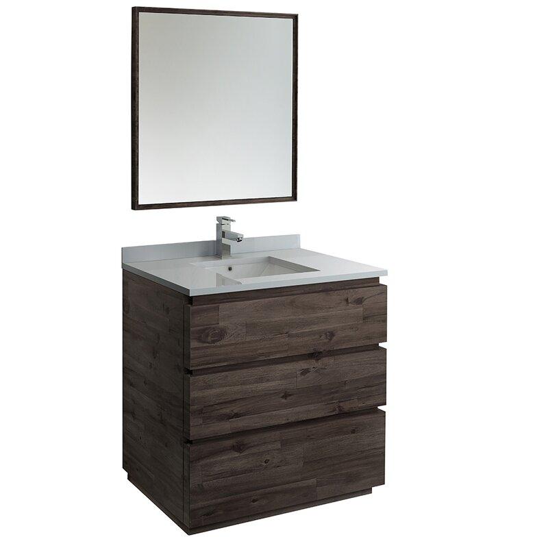 Fresca Formosa Floor Standing 36 Quot Single Bathroom Vanity