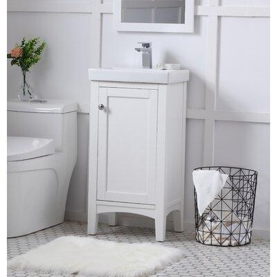 18 Inch Wide Bathroom Vanity | Wayfair