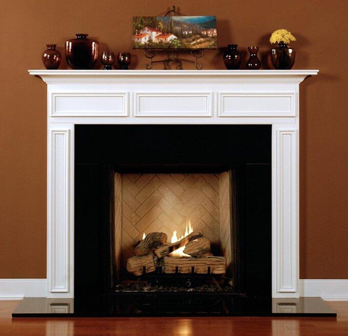 MantelCraft Danbury Fireplace Mantel Surround & Reviews | Wayfair