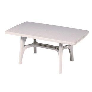 President 180cm x 95cm Rectangular Outdoor Dining Table by Swift Garden Furniture