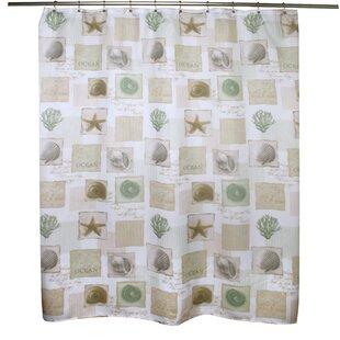 Coastal Shower Curtain