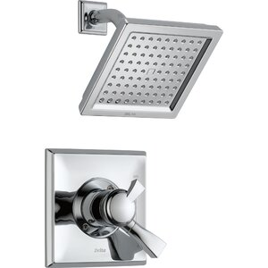Dryden Shower Faucet with Lever Handle