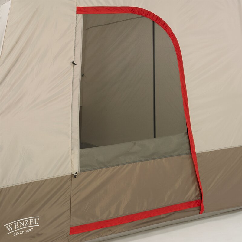 Timber Ridge 10 Person Tent & Wenzel Timber Ridge 10 Person Tent u0026 Reviews | Wayfair