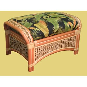 Ottoman by Spice Islands Wicker