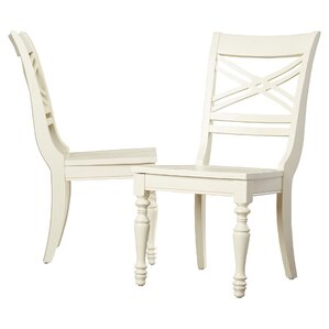 Vassar Dining Chair (Set of 2) by Beachcrest Home