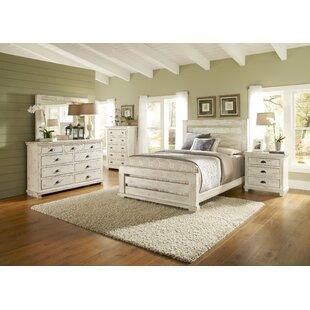 Castagnier Standard Configurable Bedroom Set