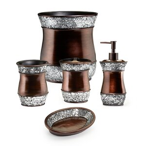 Seward 5 Piece Bathroom Accessory Set