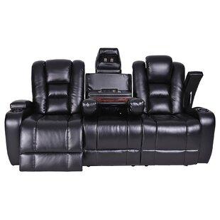 Merveilleux Power Reclining Sofa