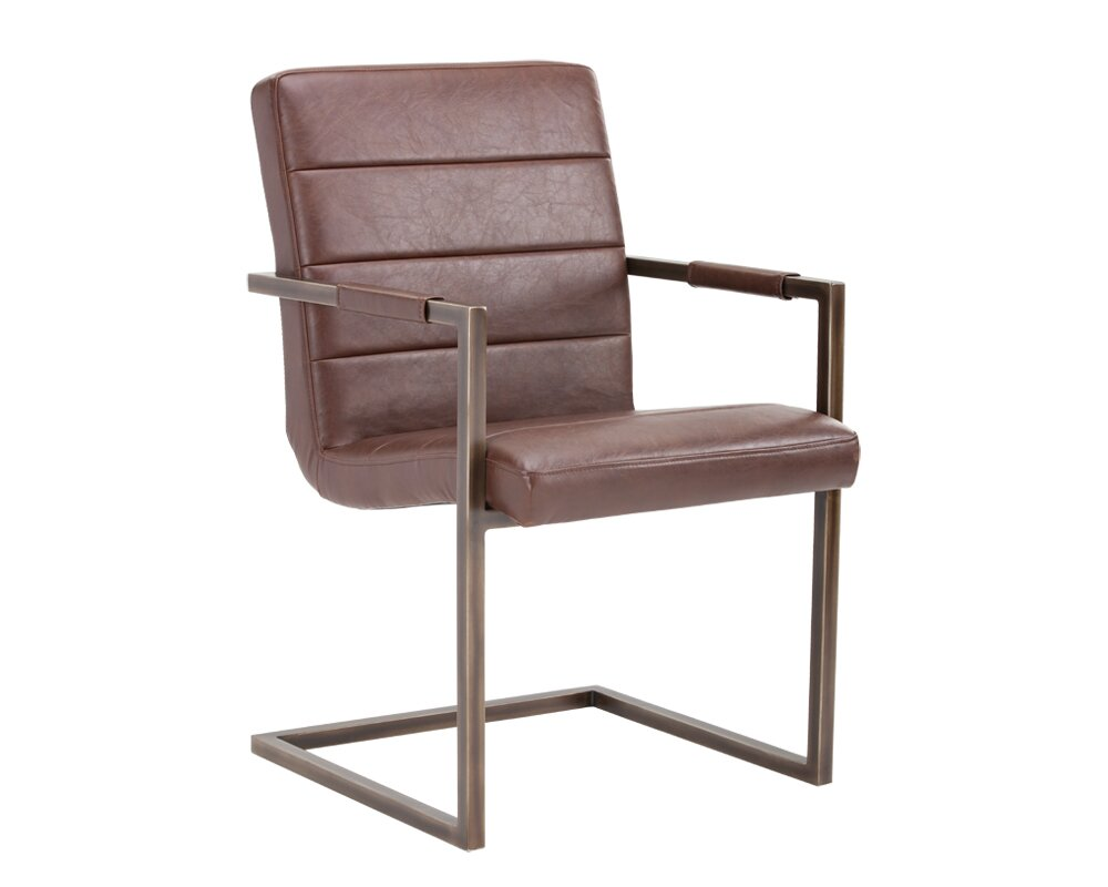 Sunpan Modern Jafar Arm Chair & Reviews