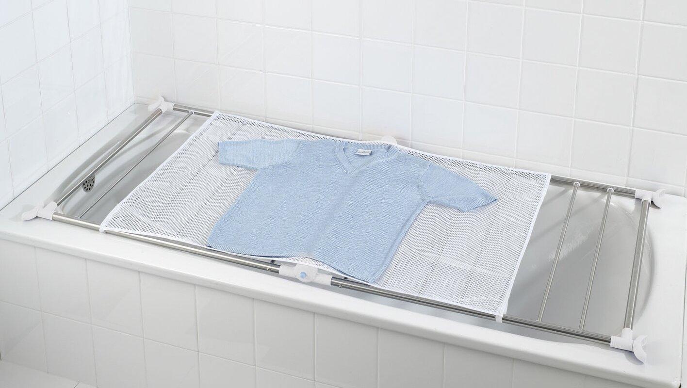 Wenko Profi Bathtub Drying Rack & Reviews | Wayfair.co.uk