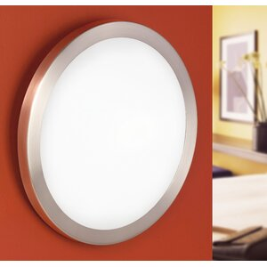 Christal 1-Light Flush Mount