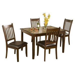 Ventura 5 Piece Dining Set by Red Barrel Studio