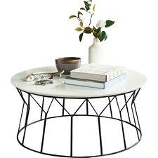 modern round coffee tables | allmodern