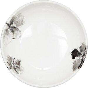 Orchid Melamine Bowl