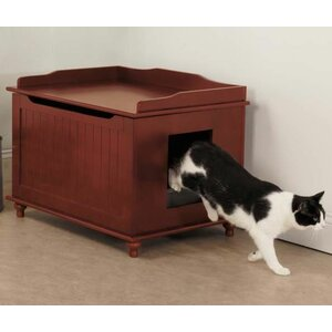Meow Town Litter Box Enclosure