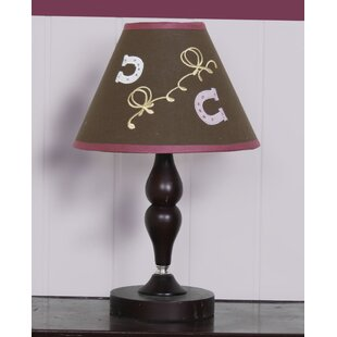 Western lamp shades wayfair carla 7 polyester cotton empire lamp shade aloadofball Image collections