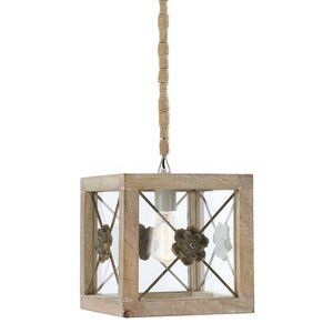 Edinburg 1-Light Foyer Mini Pendant