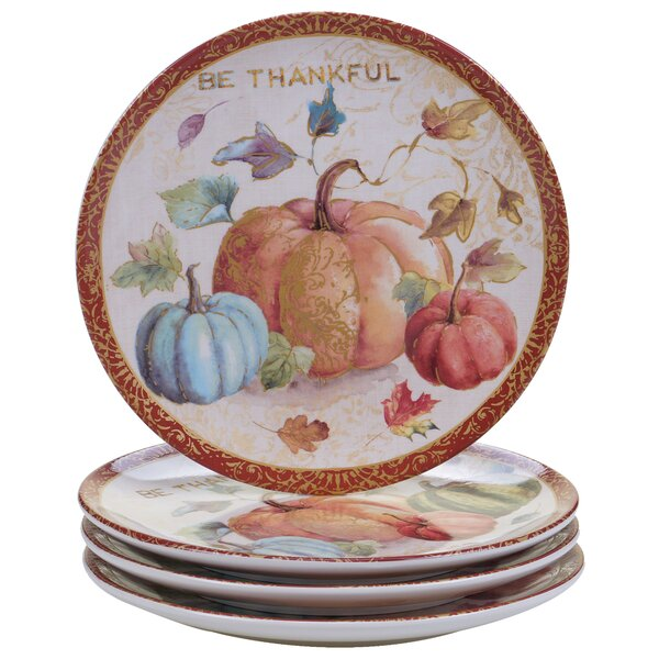 sc 1 st  Wayfair & Thanksgiving Plates Youu0027ll Love | Wayfair