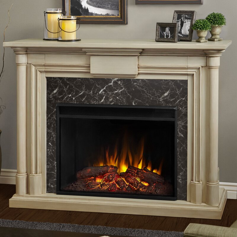 Genial Maxwell Grand Electric Fireplace