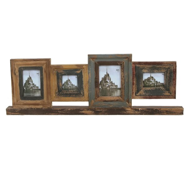 Reclaimed Wood Frame | Wayfair
