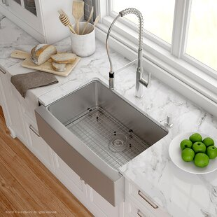 Stainless steel kitchen sinks youll love wayfair save to idea board workwithnaturefo