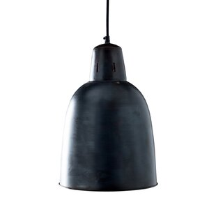 Hammered metal pendant light wayfair arcelia pendant light aloadofball Gallery