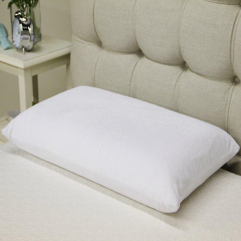 tried u0026 true conforma memory foam queen pillow