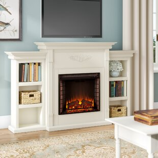 Marble Electric Fireplace Wayfair