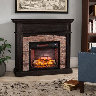 Electric Fireplaces With Mantels You Ll Love Wayfair