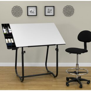 Drafting Table and Chair Set & Drafting Table And Chair | Wayfair