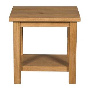 Exceptionnel Thunderhead Oak Side Table