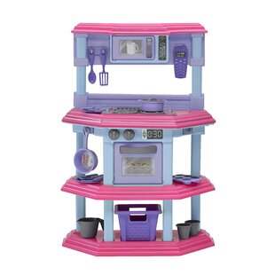 23 piece my very own sweet treat kitchen set - Kitchen Playset