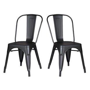 Perfect Metal Kitchen U0026 Dining Chairs Youu0027ll Love   Wayfair