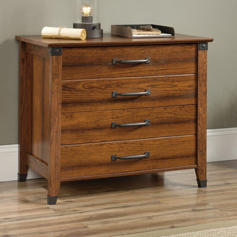 Loon Peak Newdale 2-Drawer Lateral Filing Cabinet & Reviews   Wayfair