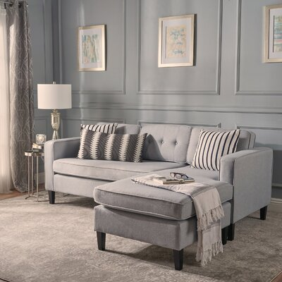 Reversible Sectionals You Ll Love Wayfair