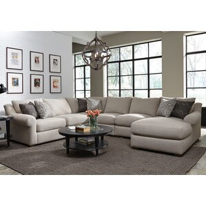 Buzzard Sectional by Ebern Designs
