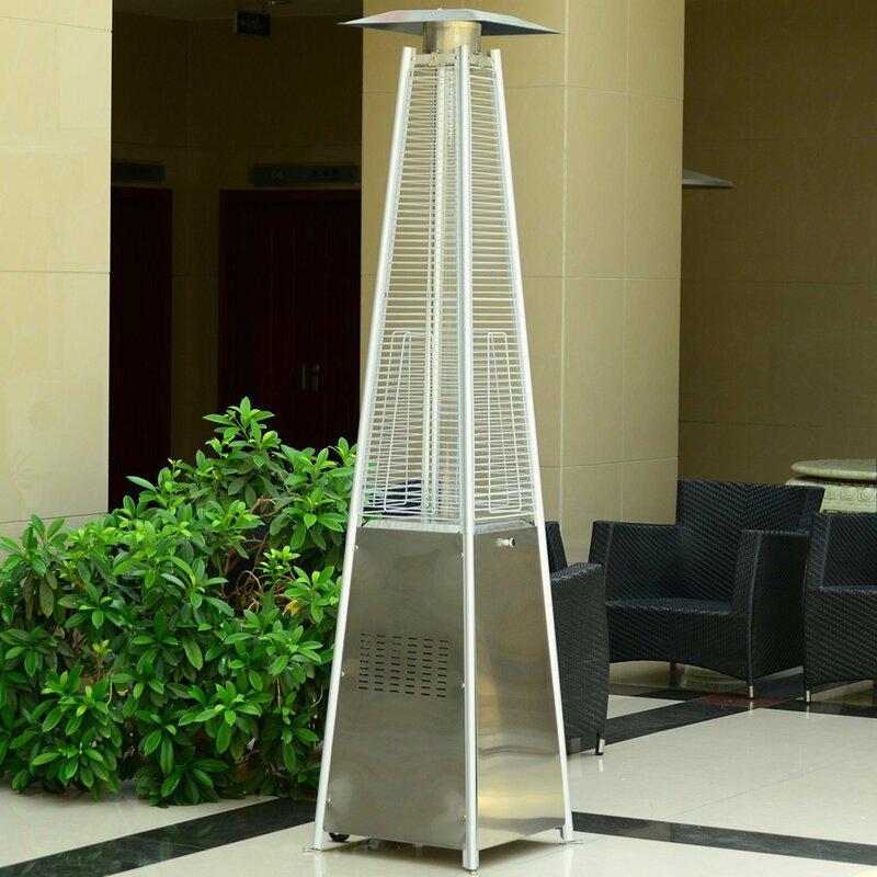 table en temp zen the heater home p top depot patio canada propane