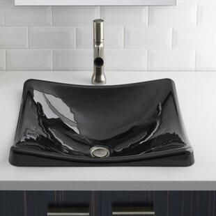 Merveilleux +12. Kohler. DemiLav Metal Specialty Vessel Bathroom Sink