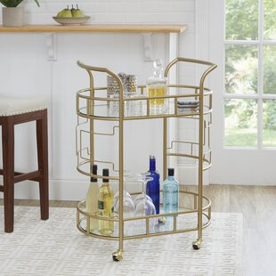 Paschall Bar Cart